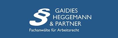 Gaidies Heggemann & Partner, Fachanwälte für Arbeitsrecht